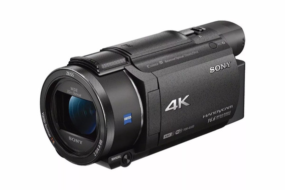 Filmadora Sony Fdr-ax53