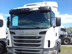 Scania G340 - Año 2011