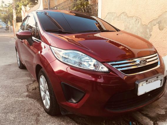 Ford Fiesta Sedan New Fiesta Se 1.6 Sedan 2º Dono
