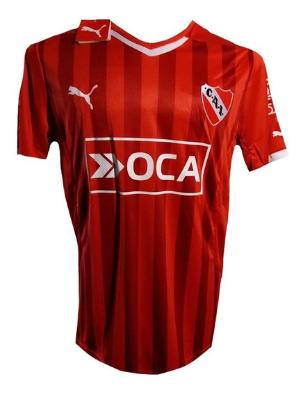 Camiseta De Independiente 2015 Lalcec Puma #10 Cebolla Rolfi