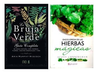 Pack Bruja Verde + Hierbas Mágicas ( 2 Libros )
