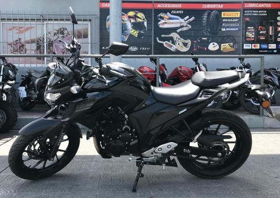 Yamaha Fz 25 Usada En Marelli Sports, Asombroso Estado