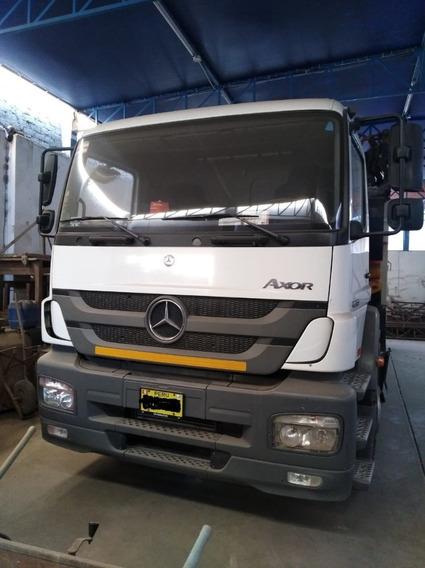 Vendo, Alquilo, Camión Grúa Mercedes Benz 2628 , Effer 350s