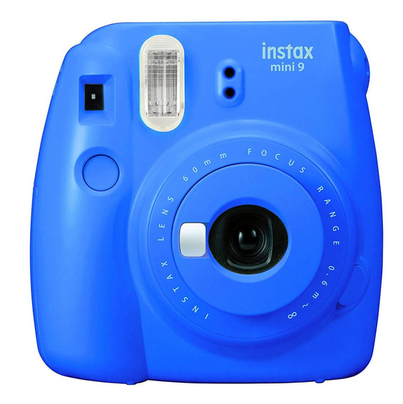 Camera Fujifilm Instax Mini 9 Cobalt Blue