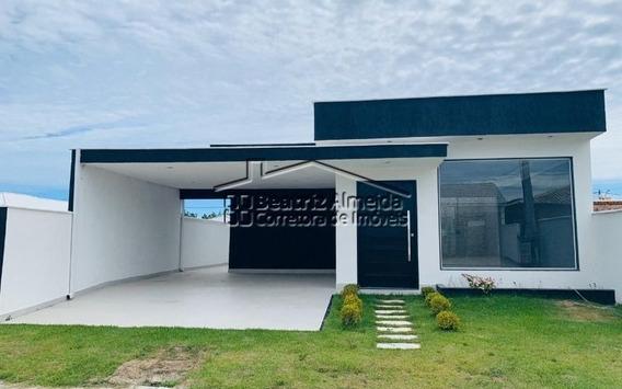 Casa Em Cond., 3 Qts (1 Suite), Piscinas, Campo, Área De Lazer, Porteiro 24h