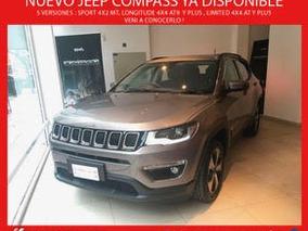 Jeep Compass 2.4 Longitude 4x4 Autodrive