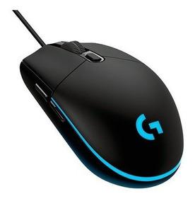 Mouse Logitech G203 Prodigy Rgb 8.000dpi Usb Garantia 2 Anos