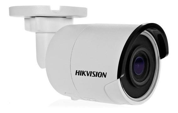 Câmera Bullet Ip Darkfighter 4mp Hikvision Ds-2cd2025fwd-i