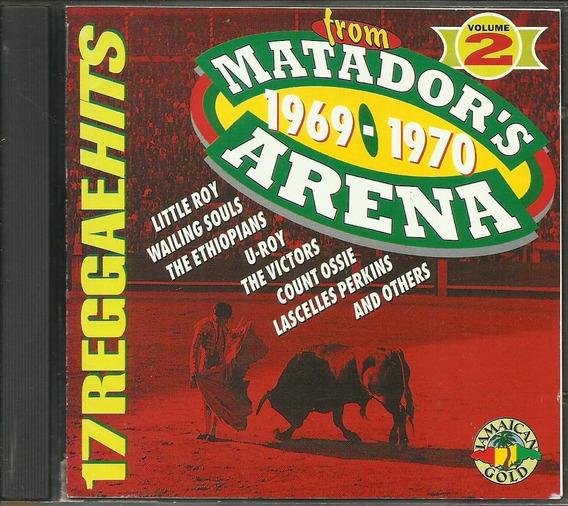 Cd 17 Reggae Hits From Matadors Arena (1969/70)
