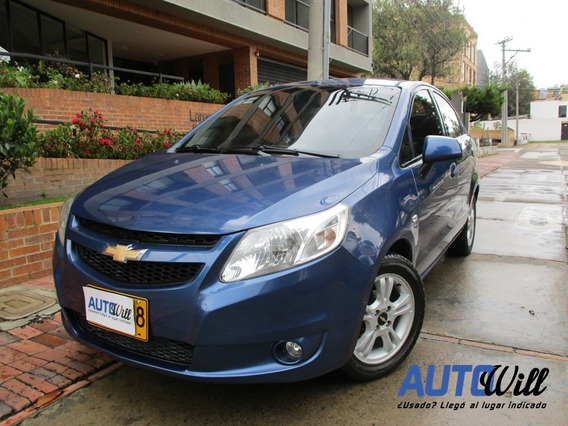 Chevrolet Sail Ltz 1400cc Mt