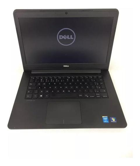 Notebook Dell Latitude E3450 I3 4ª Ger 4gb Sem Hd