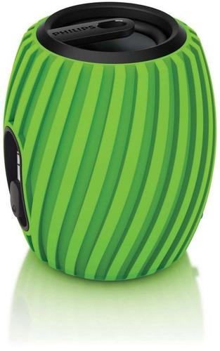 Parlantes Bluetooth Wireless Radio Mp3 Philips Para Celular