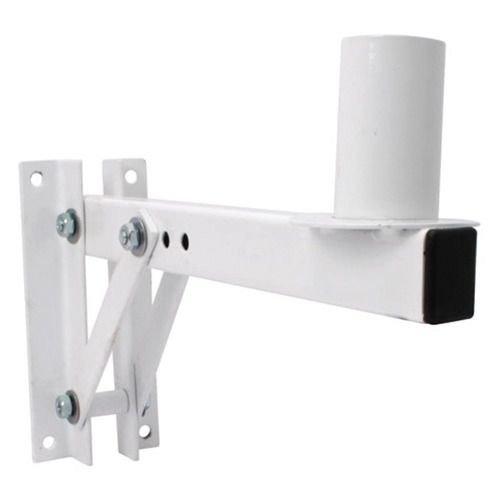 Suporte Parede Caixa Som Acústica Regulagem - Branco 29cm