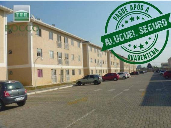Apartamento Para Locação No Guatupê - Ap0251