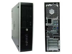 Cpu Hp Elite 8000 Core 2 Quad 4gb Hd 500 + Windows 10