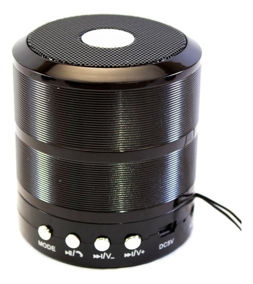 Caixa Som Portátil Alta Potência Amplificada Bluetooth Mp3
