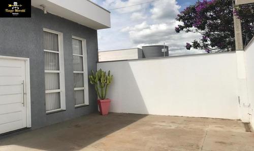 Ótima Casa À Venda No Portal Ville Primavera - Ca00432 - 69336715