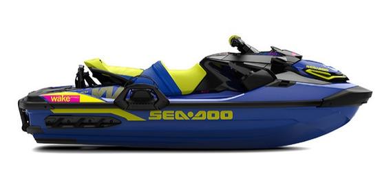Moto De Agua Sea Doo Wake Pro 230 2020 C/sound System Nueva