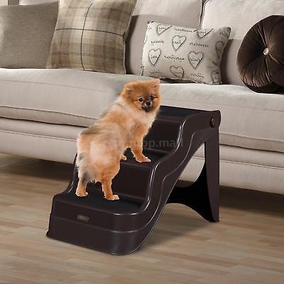 Imagen 1 de 5 de Escaleras Para Mascotas Perro Gato Pasos Rampa Interior Port