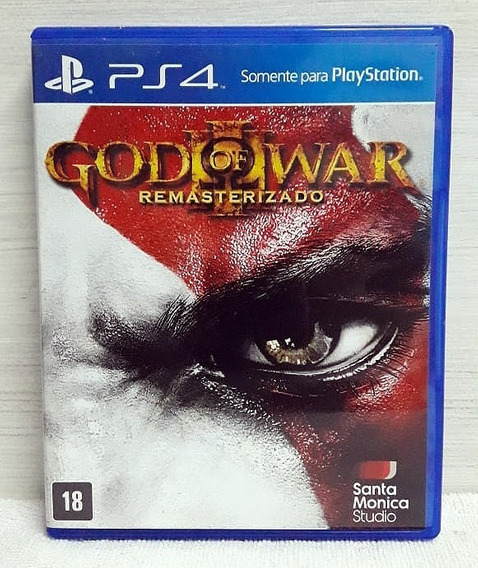 God Of War - Ps4 - Mídia Física - Original - Pronta Entrega