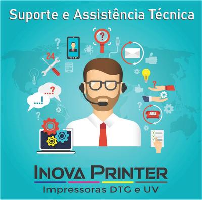 Assistência Técnica Especializada Em Impressoras Uv E Dtg