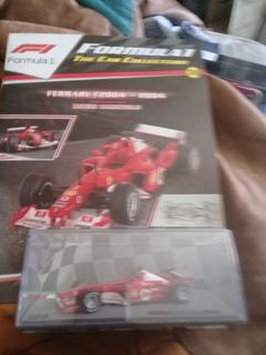 Coleccion Formula 1 - Salvat- N38 Ferrari Ruben Barrichello