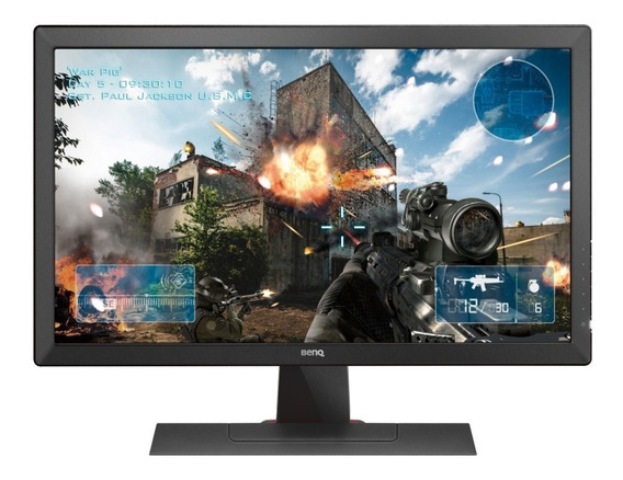 Benq Zowie Rl2455 24 Monitor Gamer Para Esports De Consola