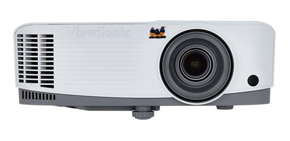 Proyector Viewsonic Pa503s 3600 Lumens Svga Hdmi Vga Cuotas