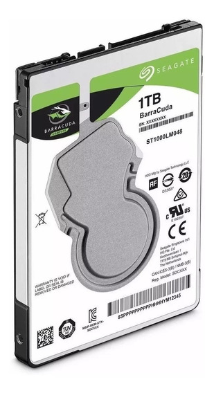 Hd 1tb 7mm Note Sata Notebook Seagate 5400 128mb St1000lm048