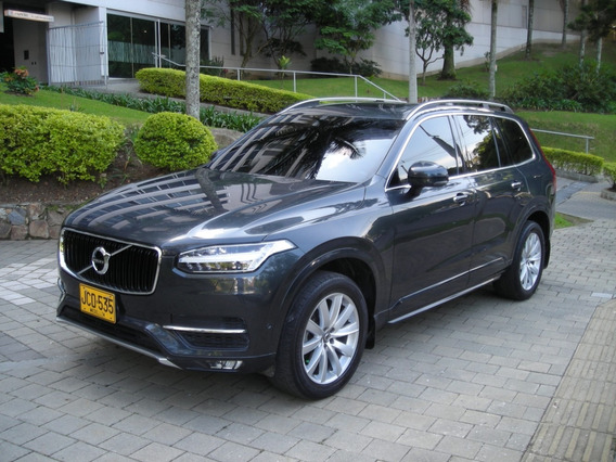 Volvo Xc90 T6 2.0turbo 2017 Secuencial