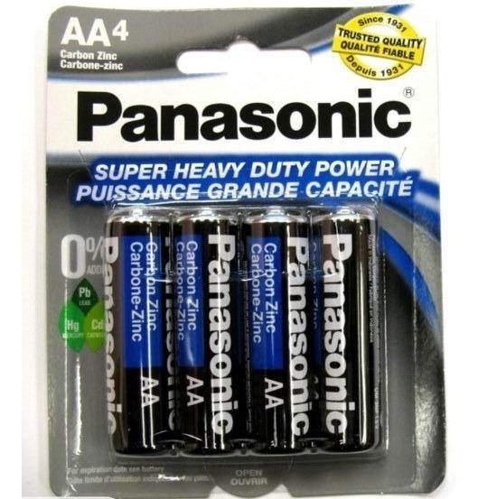 Pilas Aa Panasonic Somos Tienda Fisica