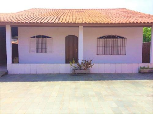 Casa Com 4 Dormitórios À Venda, 277 M² Por R$ 450.000,00 - Estância Balneária Convento Velho - Peruíbe/sp - 15739