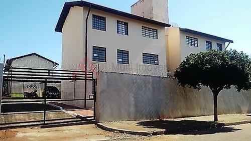 Financie Pelo Minha Casa, Minha Vida Apartamento Semi Mobiliario - Residencial Cabo Frio I - Mi725