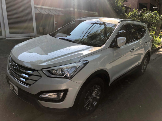 Hyundai Santa Fe 2.4 Seguridad 7as 6at 2wd