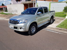 Toyota Hilux Sr 2.5 4x2 2013 192000 Km