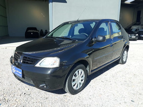 Renault Logan Flex Exp. 1.0 16v 2010 - Financia 100%