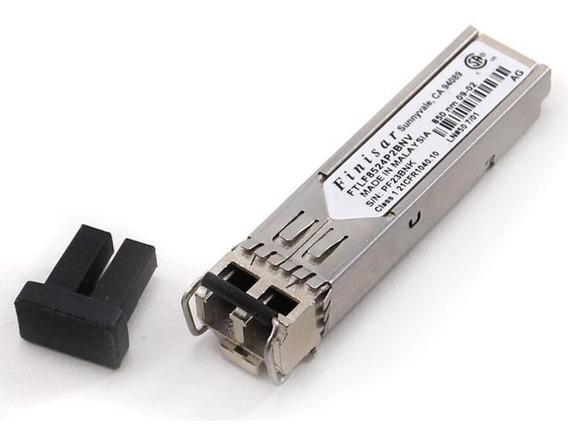 Kit Com 4 Mini Gbic Finisar 4g