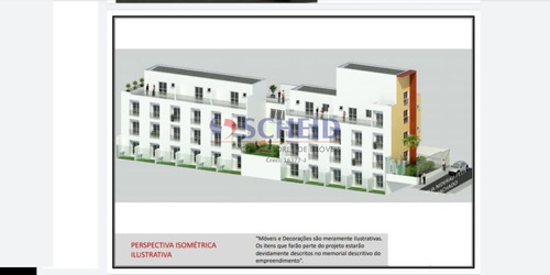 Apartamento Studio No Campo Grande! - Mr72684