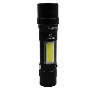 Mini Lanterna De Led Luz De Mão 3 Níveis De Iluminação