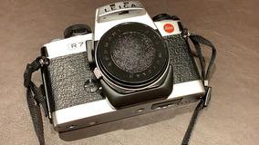 Leica R7 - 35mm Analogica - Silver - Somente Corpo