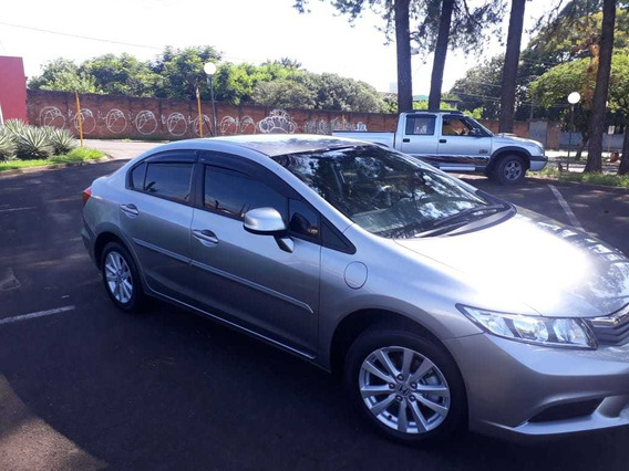 Honda Civic 1.8 Lxs Flex Aut. 4p 2015