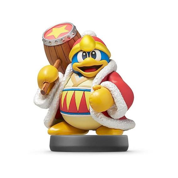 Amiibo King Dedede Super Smash Bros Wii U New 3ds Switch