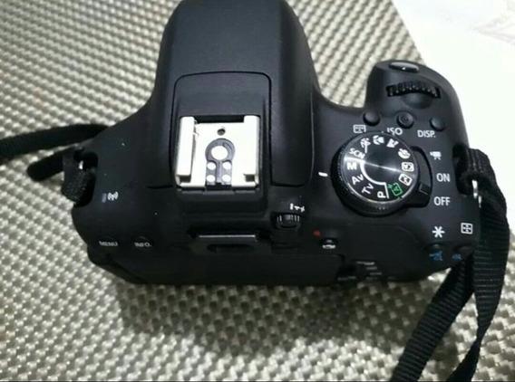Câmera Cânon T6i