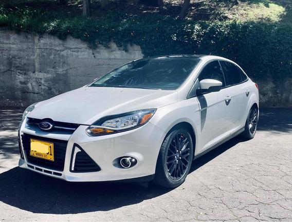 Ford Focus 2.0 Titanium Sport