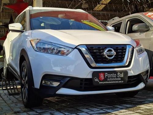 Imagem 1 de 10 de Nissan Kicks Sv 1.6 Flex Aut