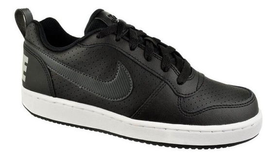 Tênis Juvenil Nike Court Borough Low Bv0744-001