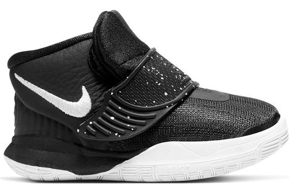 Kids Nike Kyrie 6 Vi Jet Black 15 Cm Jordan Kd Lebron Kobe