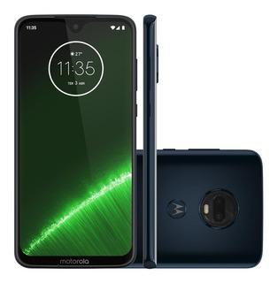 Smartphone Motorola Moto G7 Plus 64gb Indigo