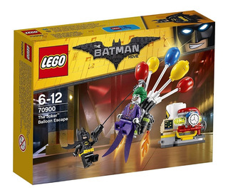 Lego The Batman Movie 70900 The Joker Ballon Escape