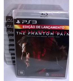 Metal Gear Solid V Ps3 Edição De Lançamento